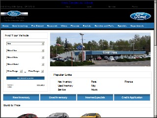 SIC ...  sc 1 st  Oregon - Automotive Motorcycle Boat Dealers u0026 Service Stations ... & Canby Ford Inc 24315 S Highway 99e Canby Clackamas Oregon ... markmcfarlin.com